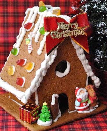 圣诞小屋课程